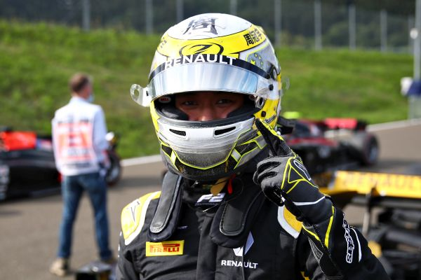 Zhou seals second F2 pole at Red Bull Ring ahead of Drugovich and Ilott - results
