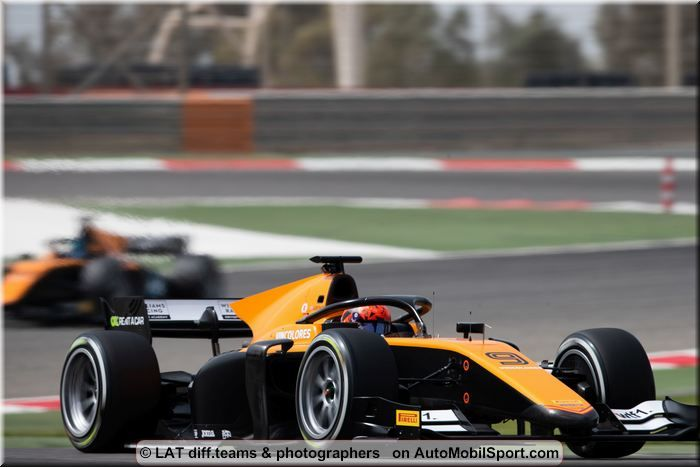 Campos Racing ready for the FIA Formula 2 start in Austria