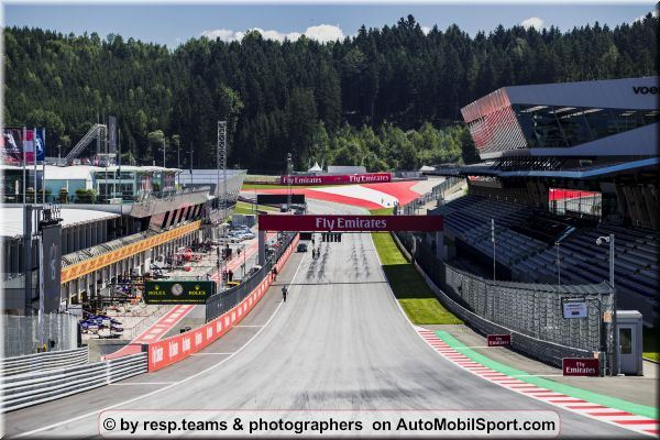 Red Bull Ring FIA Formula 2 Schedule and calendar 2020