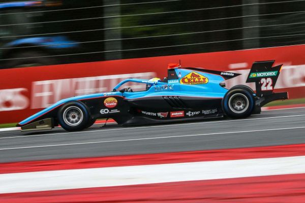 FIA Formula 3 Championship, Matteo Nannini impresses at Spielberg in first qualifying of the season