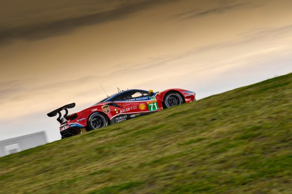 Five Ferraris in Belgium for 6 Hours of Spa-Francorchamps