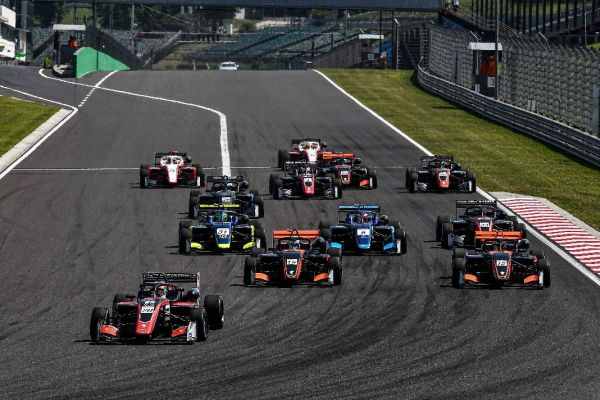 EuroFormula Open Paul Ricard Entry List