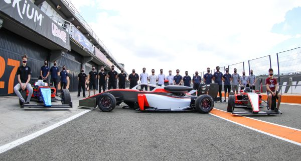 Drivex revving up for 2020 curtain-raiser with three-day testing in Valencia
