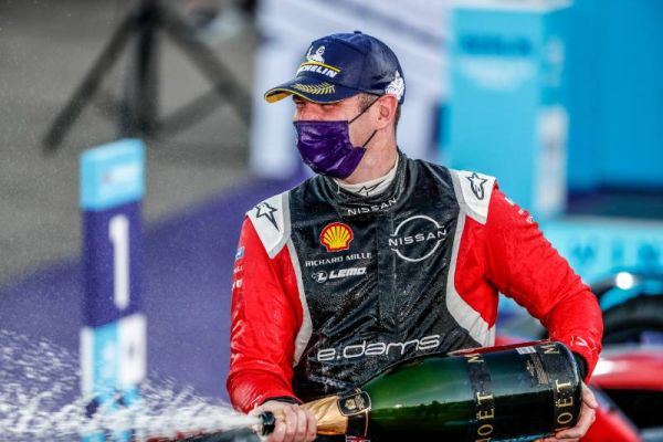 Rowland wins maiden race for Nissan e.Dams to go second in standings