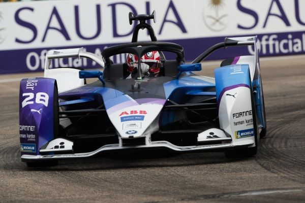 BMW i Andretti Motorsport finish extraordinary Formula E season in fifth in the team standings.