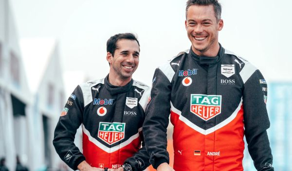 From sim racing to the Formula E finale: Jani and Lotterer revved up