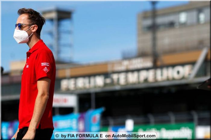 Berlin ePrix R10, Qualifying classification - Rene Rast on top