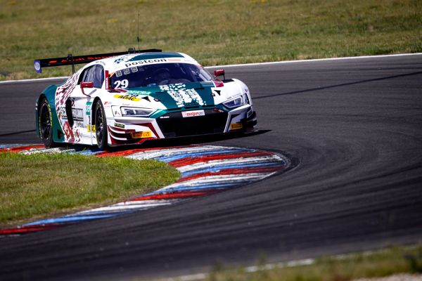 Best time for Christopher Mies during ADAC GT Masters test session opener