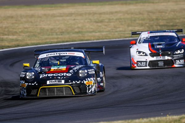 ADAC GT Masters season opener at Lausitzring facts and figures