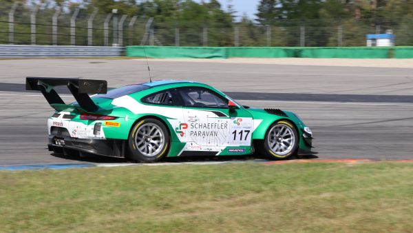 ADAC GT Masters with future technology: Steer-by-wire makes its debut