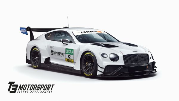 Bentley returns to ADAC GT Masters with T3 Motorsport