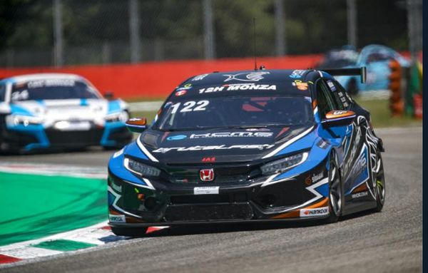 12h Monza TCR qualifying - Brutal Fish by KCMG takes pole