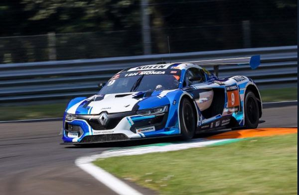 12h Monza Qualifying GT classification - Equipe Verschuur on pole