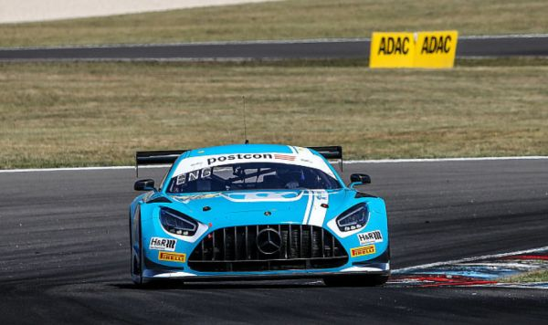 ADAC GT Masters Lausitzring race 1 classification - TokSport WRT takes first season victory