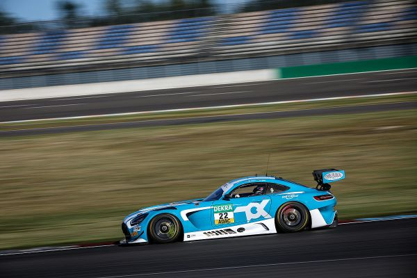 ADAC GT Masters Lausitzring Qualifying 1 classification - Toksport WRT Mercedes on pole