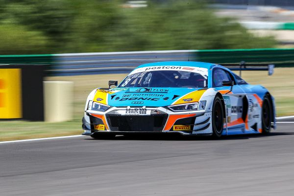 Audi ahead in second ADAC GT Masters practice at Lausitzring