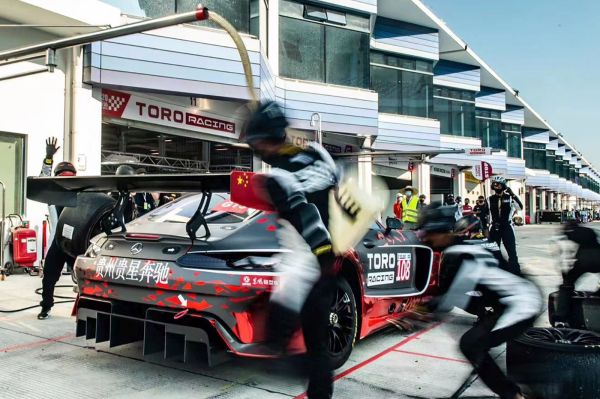 Winning start to the China Endurance Championship for the Mercedes-AMG GT3 and GT4