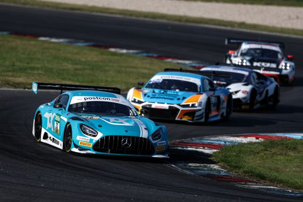 ADAC GT Masters and Remus set up partnership