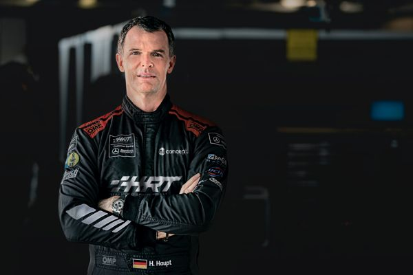 Hubert Haupt is setting up his own racing team