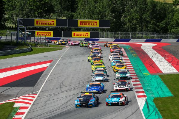 List of starters in the ADAC GT Masters - calendar 2020