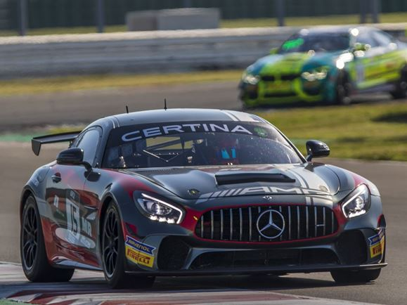 NM Racing Team takes dramatic GT4 European Series win at Misano - race results