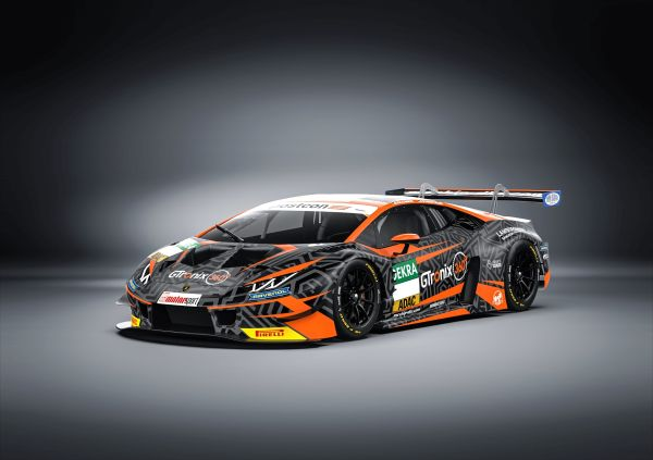 Nico Hülkenberg to compete in the ADAC GT Masters with mcchip-dkr team