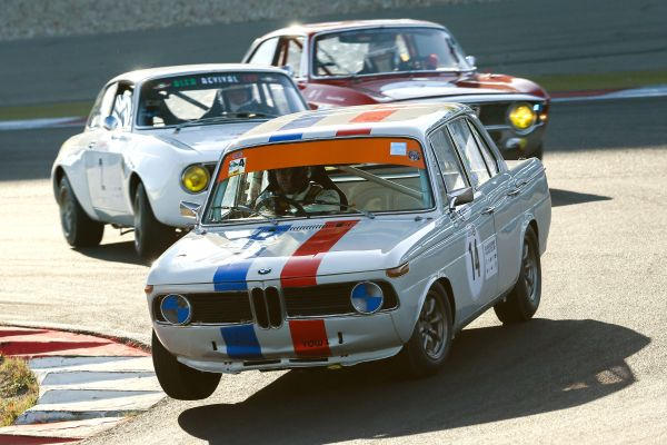 AvD-Oldtimer Grand-Prix Nürburgring- Historic racing under special prerequisites