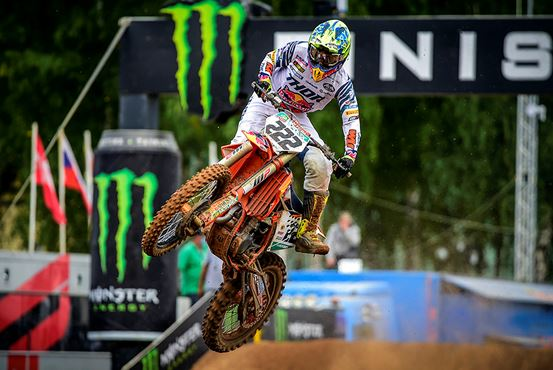 Cairoli and Geerts back on top in Kegums for the MXGP of Riga !