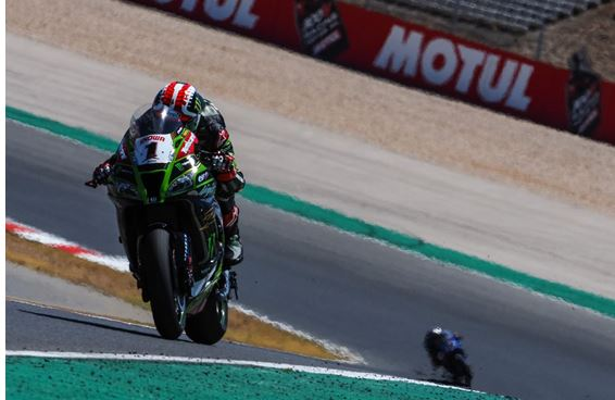 #PRTWorldSBK - Day 2 -Rea takes commanding Portimao Race 1 victory, driver quotes