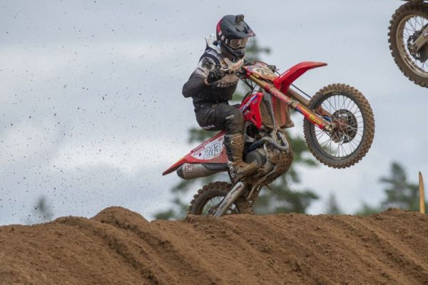 Team HRC's Tim Gajser responds to remain in second place - results, classification