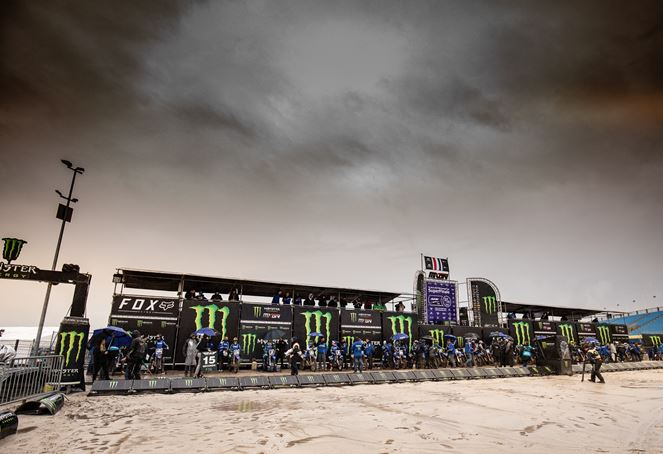 Yamaha YZ bLU cRU FIM Europe Cup's Postponed Till October 2020