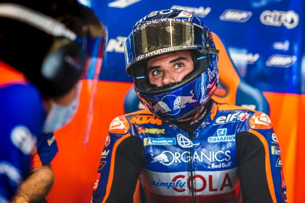 Progress At The Peal Of Motogp Qualification As Oliveira Takes 5th Position In Jerez Automobilsport Com
