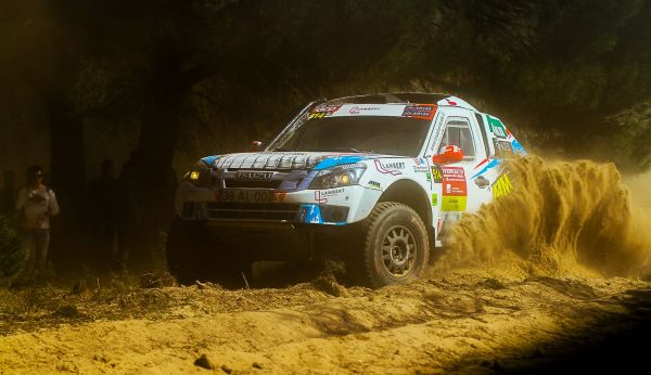 FIA World Cup for Cross Country Bajas notes and revised calendar 2020