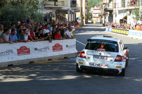 Collaboration of fans crucial for unprecedented edition of ERC Rally di Roma Capitale