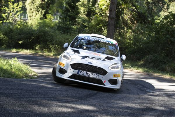 Ford Fiesta Rally4 driver Torn takes ERC3 and ERC3 Junior double in dramatic finale