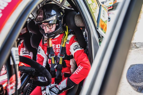 Interview with Craig Breen, Team MRF Tyres ahead of Rally Liepaja