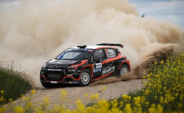 Rally Liepaja - ERC preview, facts and figures