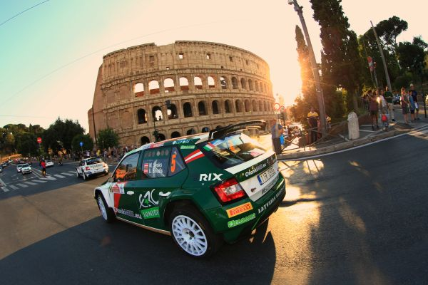Entries for the Rally di Roma Capitale 2020 open today