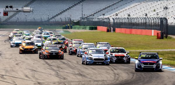 WSC unveiled the list of BoP for the TCR certified cars -download here