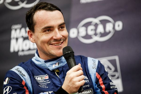 TCR Germany Michelisz to race at the Nürburgring