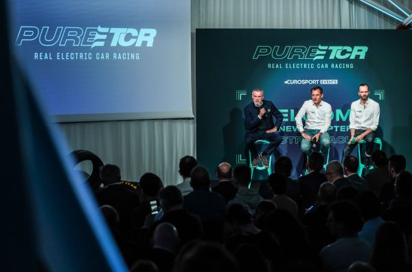 PURE ETCR 2020: Europe-focused promotional calendar for world's most powerful touring cars