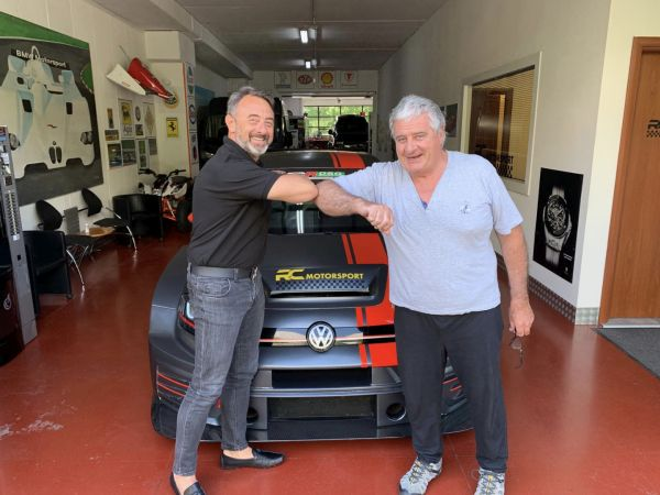 TCR DSG Europe -RC Motorsport and Nos Racing join forces