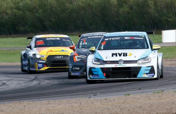 TCR Scandinavia - Söderström joins Lestrup Racing