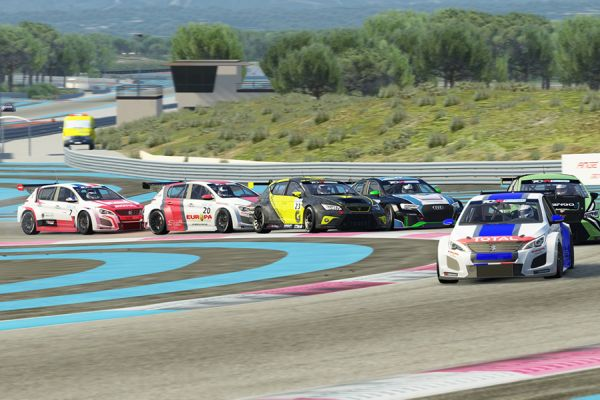 TCR Europe SIM Racing - The calendar has been finally revised