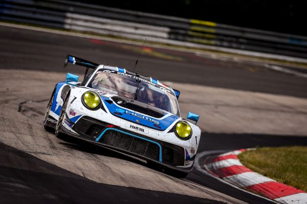 KCMG aim to capitalise on strong start with Porsche at NLS 4