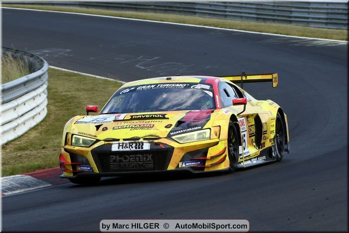 Beretta comes back to the Nürburgring for race 2 and 3 after almost a pole position in the first