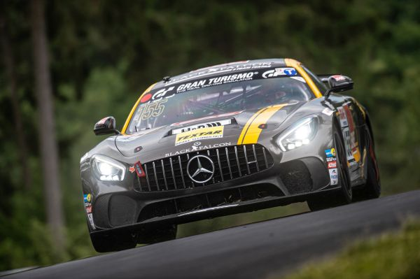 BLACK FALCON enters Nürburgring Endurance Series NLS double event with two cars