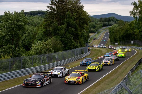 First double event in the Nürburgring Endurance Series this weekend