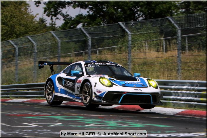 KCMG shows strong NLS performance as 24h Nürburgring preparations continue