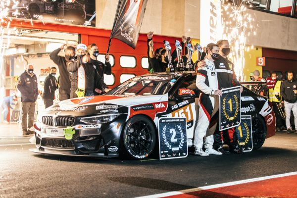 24H SERIES: AVIA Sorg Rennsport clinches several titles.